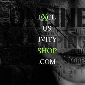 Exclusivity Shop