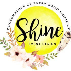 Shine Event Design Shineeventdesign Profile Pinterest