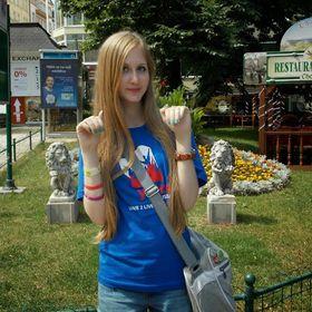 Mary Egorova