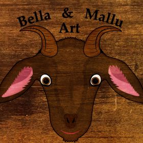 Bella & Mallu Art