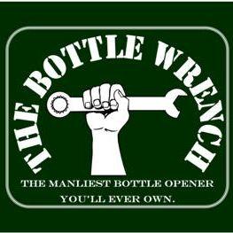 The Bottle Wrench Bottle Opener
