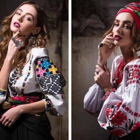 Ukrvyshyvka.com.ua Квітуча вишиванка (ukr1vyshyvka) on Pinterest 8668d6bd7b164