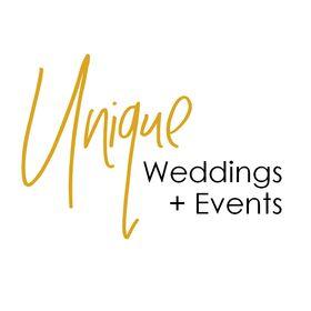 UNIQUE Weddings & Events