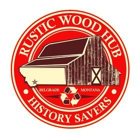 Rustic Wood Hub