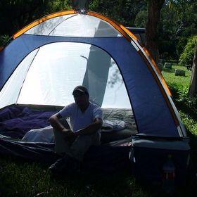 Burt Camping Pics