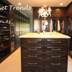 Closet Trends