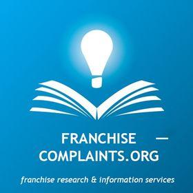 FranchiseComplaints.org