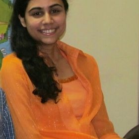 Pooja's rose tinted glasses 🌹