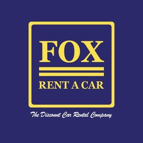 fox rent a car foxrentacar on pinterest rh pinterest com