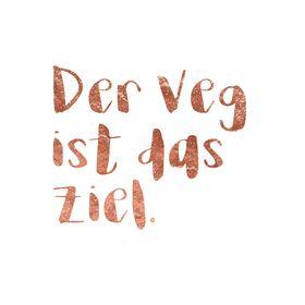 Der Veg ist das Ziel | Nachhaltigkeit & gesunde Rezepte, glutenfrei und vegan