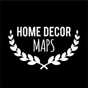 Home Decor Maps