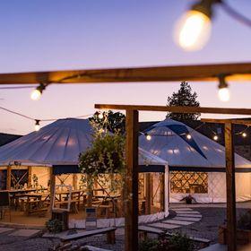 Fron Farm Yurt Retreat wedding and glamping venue