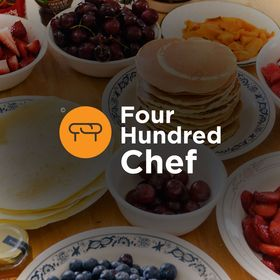 FourHundredChef | Dinner,banana bread,desserts,keto recipes etc