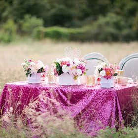 Kate Ryan Linens & Event Rentals