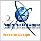 Produce Your First Website