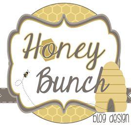 Honey Bunch Blog Design