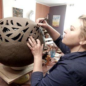 Marta Wlazlinska - ceramika