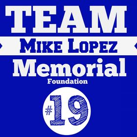 Team mike lopez memorial foundation teamcureals on pinterest team mike lopez memorial foundation fandeluxe Images