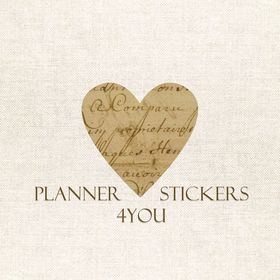 PlannerStickers4You