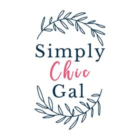 Simply Chic Gal- Hand Made Home Decor