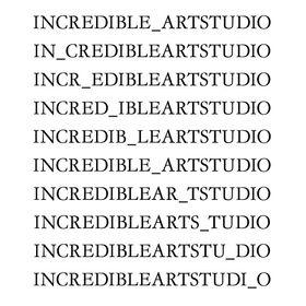 Incredible Artstudio