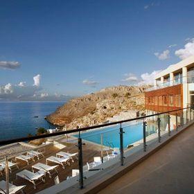 Lindos Blu Luxury Hotel