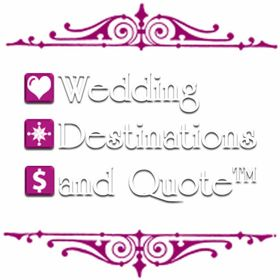 Wedding Destinations and Quote