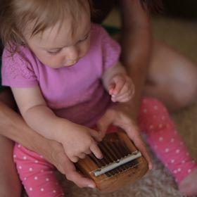 Kalimba Musical Instrument