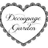 Decoupage Garden