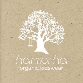 Kamorka organic kidswear