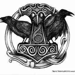 Rune Caster Swornthorheathen On Pinterest