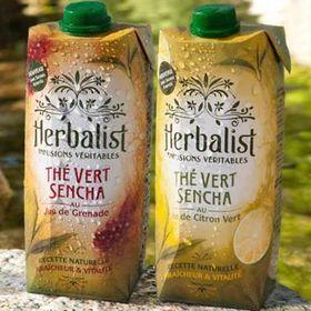 Herbalist Natural Drinks