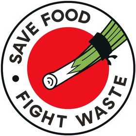 SAVE FOOD, FIGHT WASTE.