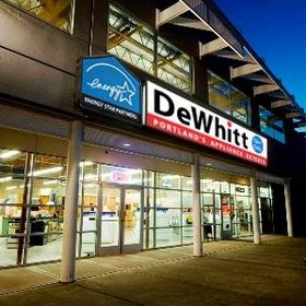 DeWhitt, Portland's Appliance Experts