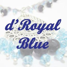 d'Royal Blue Jewelry