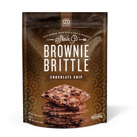 Brownie Brittle by Sheila G