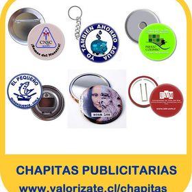 Chapitas Publicitarias