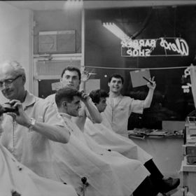 Alex's Barber Shop Est.1961