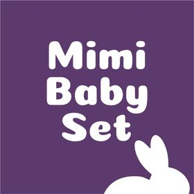 MimiBabySet - Birth poster - Nursery posters - Baby cards
