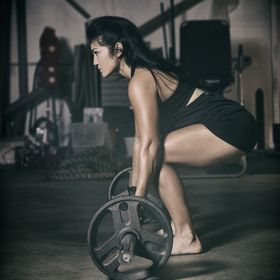 Dumbbell housewife