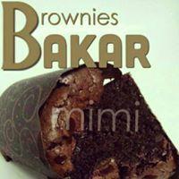 Mimi Brownies Bakar