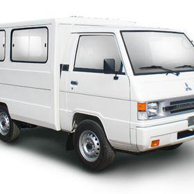 FB L300 VAN for RENTAL 2014 model.