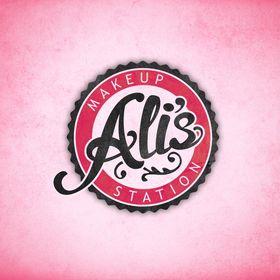 Ali's Makeup Station