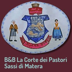 Bed & Breakfast Matera La Corte dei Pastori