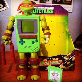 The Gameboy Dude