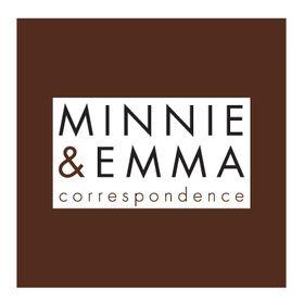 Minnie And Emma Correspondence Minnieandemma Profile Pinterest