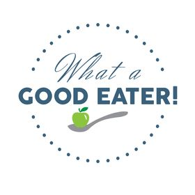 What a Good Eater!
