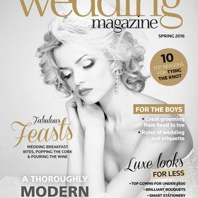 Planning Your Wedding Magazine