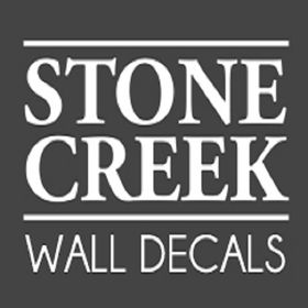 Stone Creek Wall Decals | Wall Decals for Home Decor