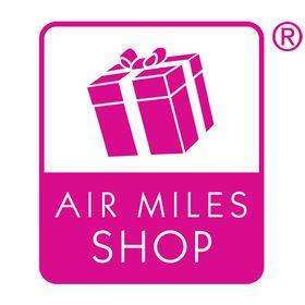 Air Miles Shop Airmilesshop Op Pinterest